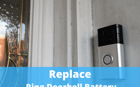 How to Replace The Ring Doorbell Battery