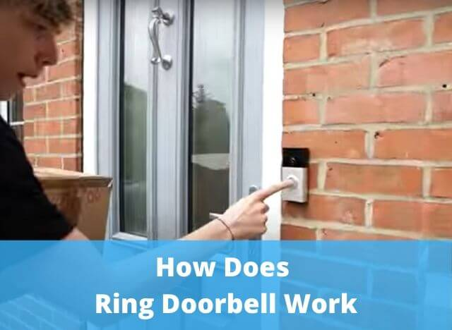 oursecurelife How Does Ring Doorbell Work