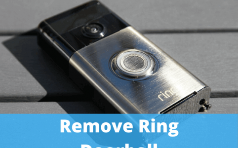 oursecurelife How to Remove Ring Doorbell in Quick and Easy Ways