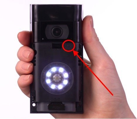 reset Ring Video Doorbell 2