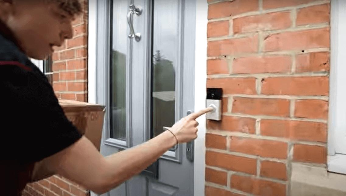 ring doorbell work