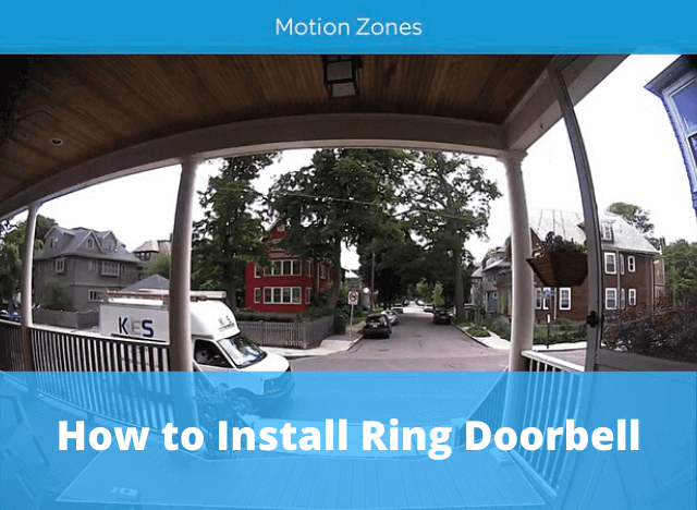 How to Install Ring Doorbell