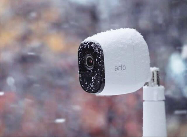 Considerations When Installing an Arlo Pro Camera Outside