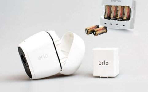 Best Rechargeable Batteries for Arlo Cameras