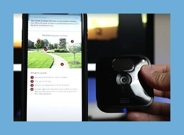Blink Camera and App