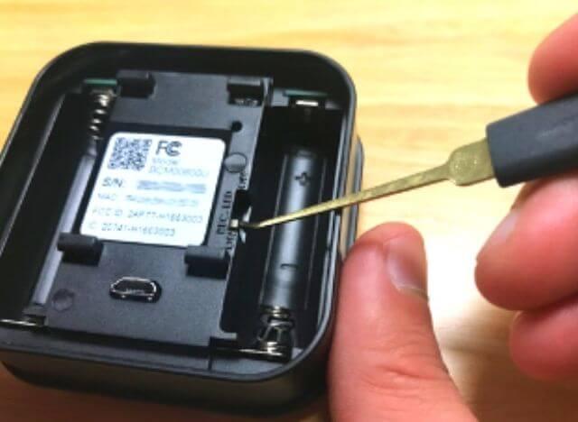 How to default factory reset a Blink XT2 Camera